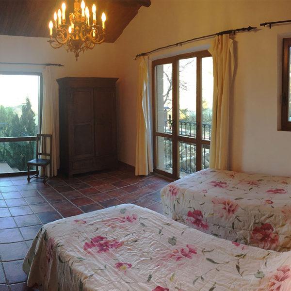 Casa Cerio - Casa Rural en Navarra - Habitaciones - 02 - El Mirador - 00