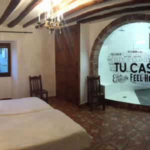 Casa Cerio - Casa Rural en Navarra - Habitaciones - 07 - Camino de Santiago - 00