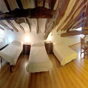 Casa Cerio - Casa Rural en Navarra - Habitaciones - 09 - Las Peñicas de Lóquiz