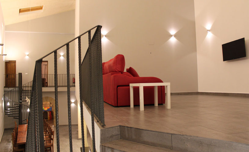Casa Cerio - Casa Rural en Navarra - Salones - Salon Chillout - 01