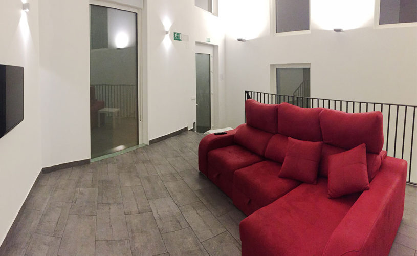 Casa Cerio - Casa Rural en Navarra - Salones - Salon Chillout - 012