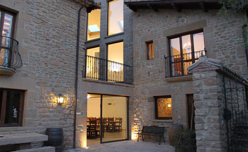 Casa Cerio - Casa Rural en Navarra - Txoko Loft - Cocina accesible y lugar de encuentro - 06
