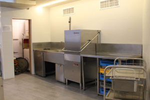 Casa Cerio - Casa Rural en Navarra - Txoko Loft - Cocina con todo lo necesario - 03