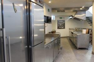 Casa Cerio - Casa Rural en Navarra - Txoko Loft - Cocina profesional - 01