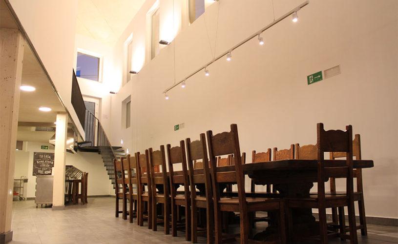 Casa Cerio - Casa Rural en Navarra - Txoko Loft - Comer en familia o con amigos - 07