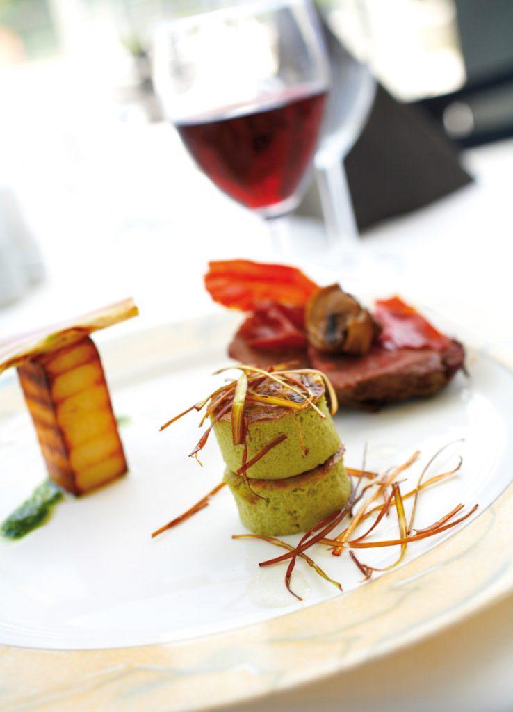 Gastronomía Tierra Estella Casa Cerio